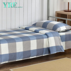 Wholesale Factory Laatste Goedkope College Dorm Twin XL Bunk beddengoed voor YRF